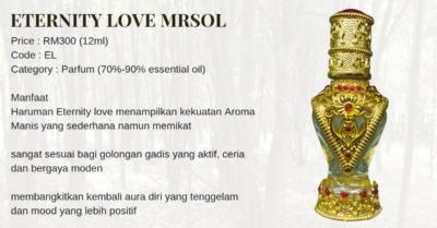 Eternity Love MRSOL