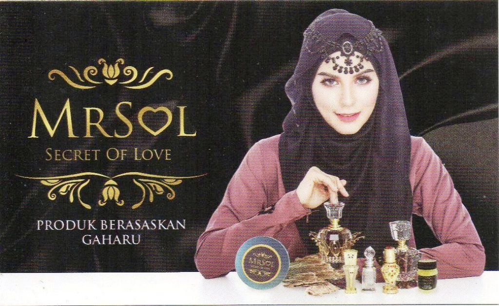 MRSOL Fragrance Business Oudh Perfume