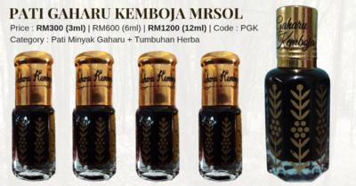 Pati Gaharu MRSOL RM300