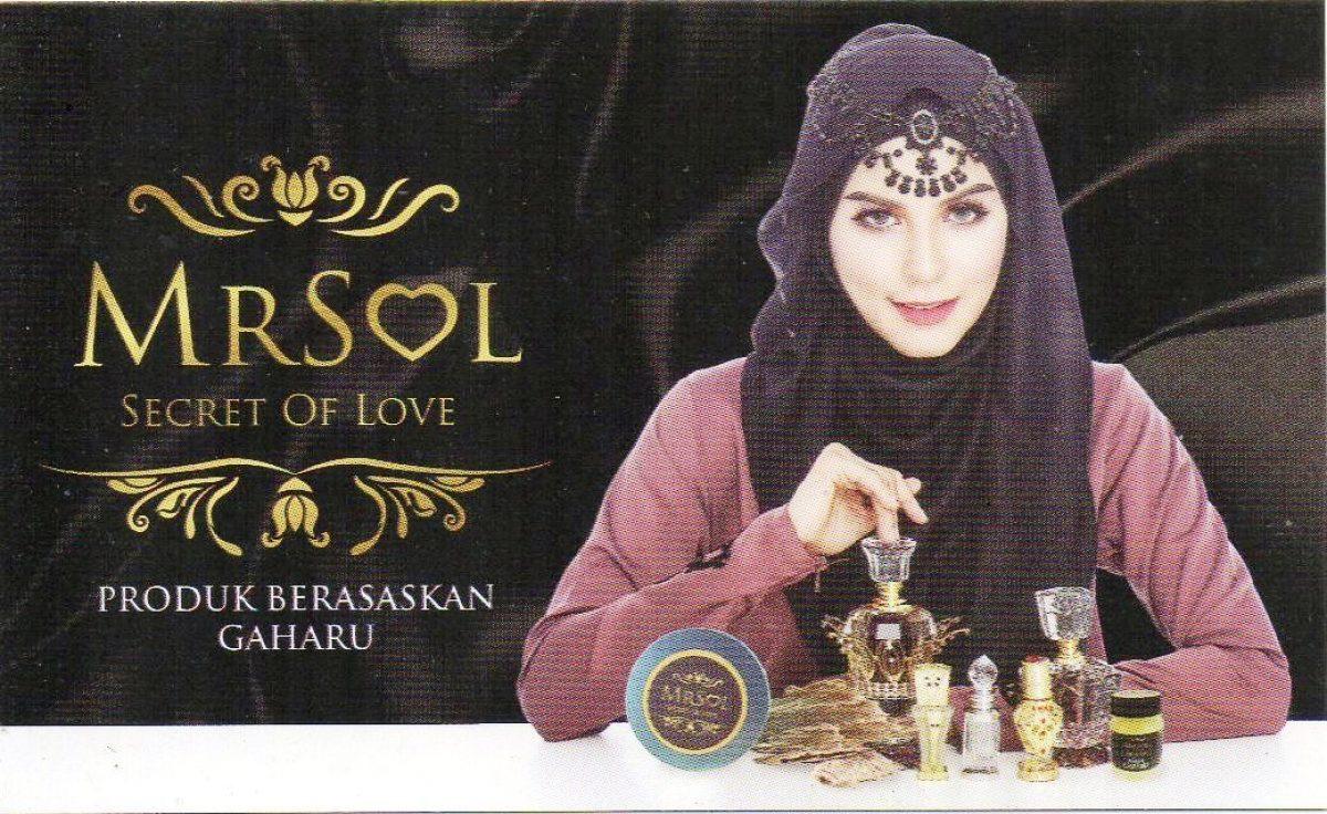 Malaysia Premium Gaharu Perfume
