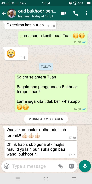 ustaz Syafiq Madrasah Ilahiah Kedah terbaik guna Bukhoor ASLI