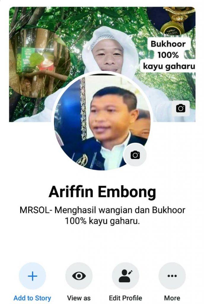 MRSOL Ariffin Embong