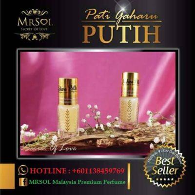 Pati Gaharu Putih Best Seller Banner blog