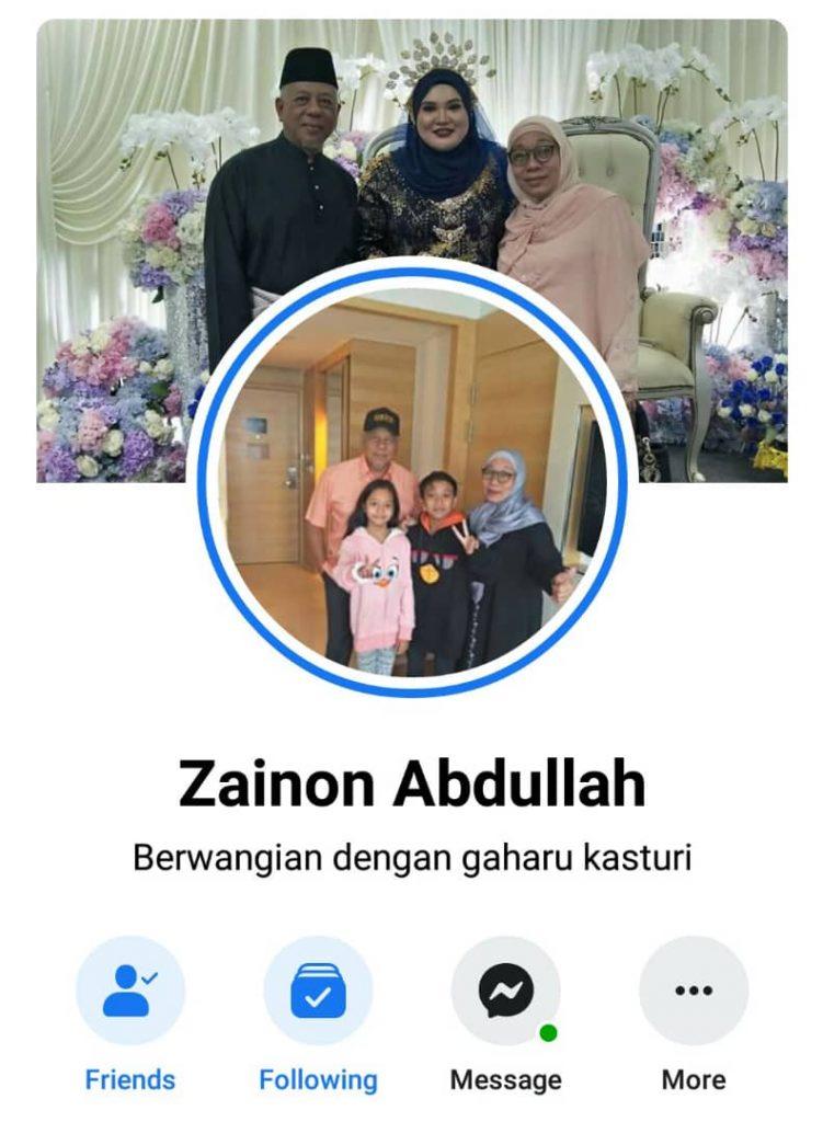 agen utama MRSOL Selangor Tokmak Puan Zainon Abdullah
