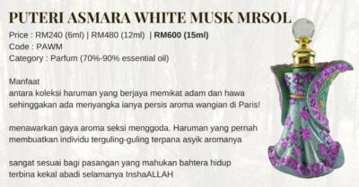 premium female parfum MRSOL