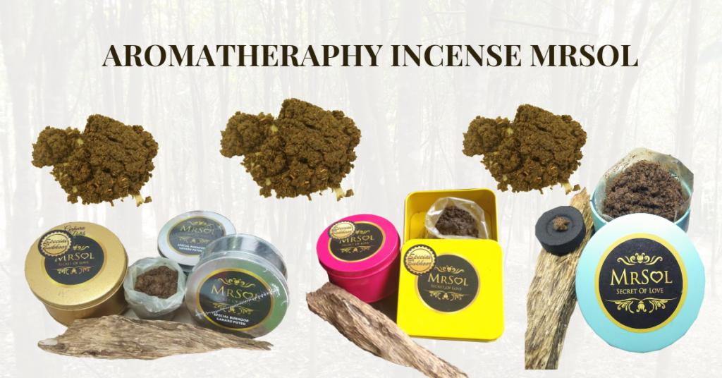 Aromatheaphy Incense
