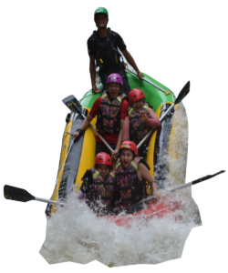 Water-Rafting-Easy-Drop-Rapid