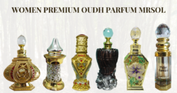 female oud parfum