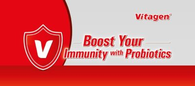 boost your immunity with probiotics