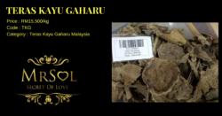 Teras_Kayu_Gaharu_MRSOL_RM_15500_sekilogram